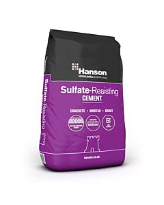 HANSON 25KG SULPHATE RESISTING CEMENT