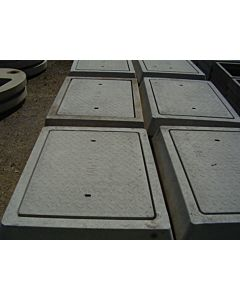 695 x 540 D.I.C. CONCRETE COVER ONLY