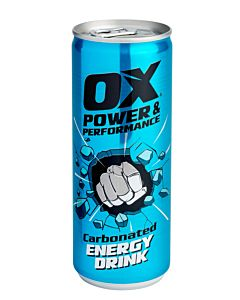 OX ENERGY DRINK 250ML OX-ED1