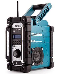 MAKITA DMR104 DAB/FM SITE RADIO 240V