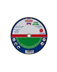 """STONE CUTTING DISC 12"""" - S53-16A"""